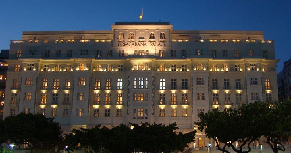 Belmond Copacabana Palace Hotel Rio De Janeiro Brazil